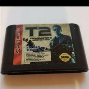 Sega Terminator 2
